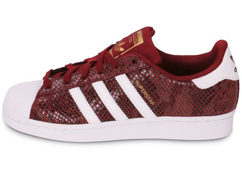 superstar rouge adidas superstar snake junior rouge chaussures adidas