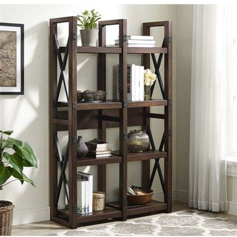 wilmore library bookcase   bookcase shelves home