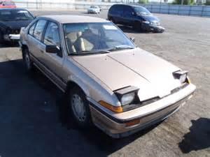 1986 Acura Integra For Sale 1986 Acura Integra Ls Autos Post