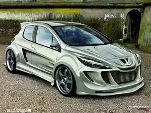 Peugeot 308 Tuning Tuning Peugeot 308 187 Cartuning Best Car Tuning Photos