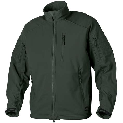 tactical shooting jacket helikon delta tactical jacket jungle green soft shell