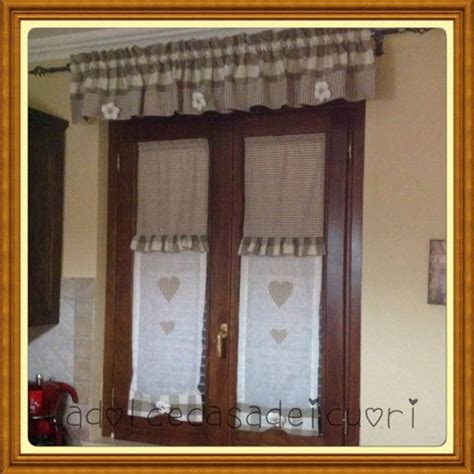 tendine cucina country ladolcecasadeicuori tendine country