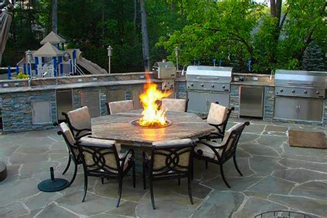 Alexandria Kitchen Island by Outdoor Kitchens Alexandria Va Fireplaces Firepits
