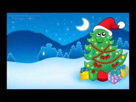 you tube happiest christmas tree nat king cole am the happiest tree with lyrics