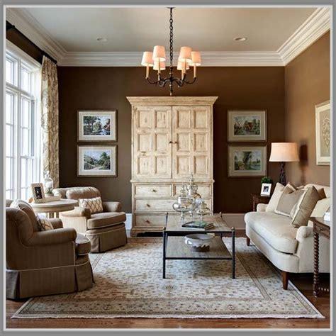 ruang tamu warna gold desainrumahidcom