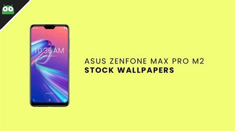 asus zenfone max pro  stock wallpapers fhd