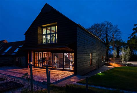 renovating a barn into a house derelict barn conversion into modern home