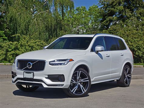 volvo canada 2016 volvo xc90 t6 awd r design road test review