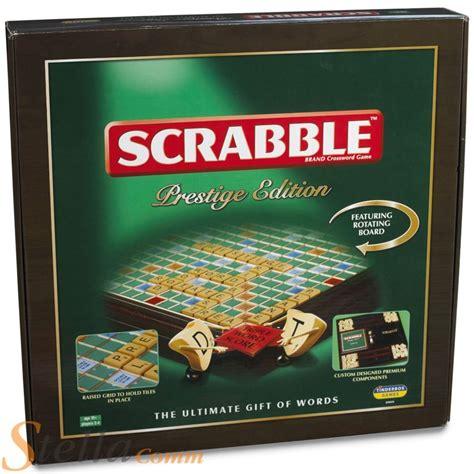 scrabble ebay scrabble prestige edition luxury board with wooden
