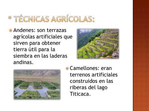 que se oponian a los avances y conquistas de los originarios de avances tecnol 243 gicos de los incas