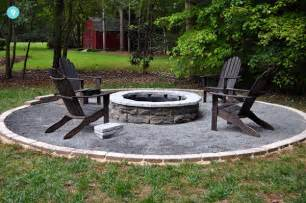 Roundup 14 diy fire pits you can make yourself 187 curbly diy