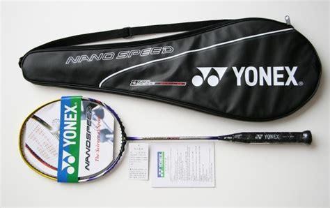 Raket Yonex 400 Ribuan badminton yonex nano speed 9000