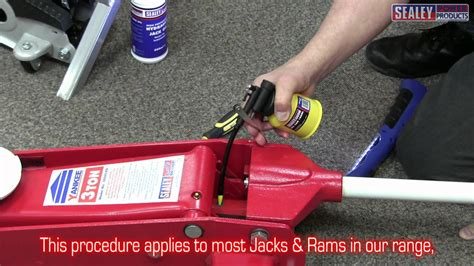 Fix A Floor 10 1 Sealey Trolley Top Up Procedure