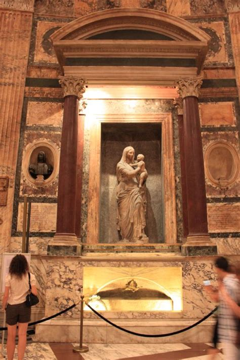 china house rome ny blessed virgin mary statue in pantheon rome italy web design glasgow seyeneco