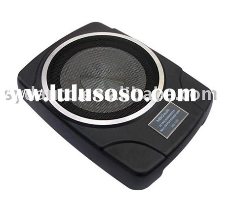 Panasonic Aktiv Subwoofer Auto by Car Subwoofer Car Subwoofer Manufacturers In Lulusoso
