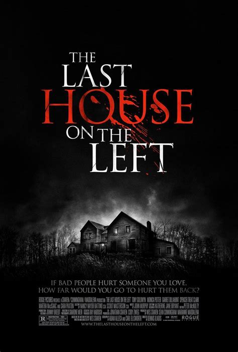 house horror movie last house on the left 2009 poster horror movies photo 4314000 fanpop