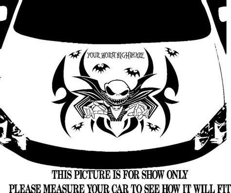 Nightmare Before Car Decals - 17 best images about car graphics on truck