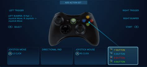 remap xbox playstation   controller