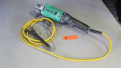 Hitachi Polisher 7 Inch Sp 18sb hitachi so40111 sp18v 7 inch heavy duty electronic