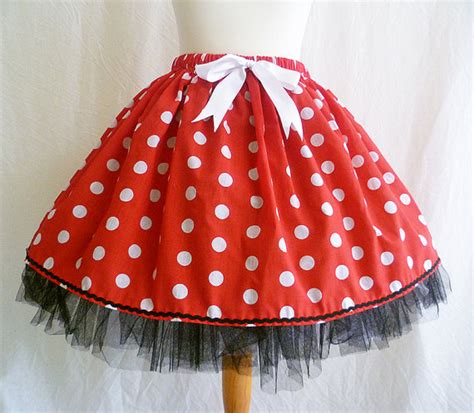 Setelan Rok Tutu Minnie minnie mouse costume by rooby