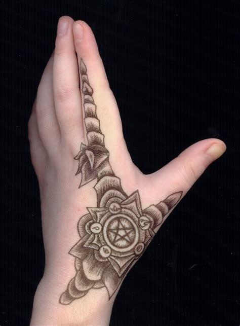 cool hand tattoos armor creative designs
