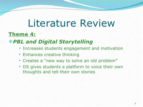 theme in literature powerpoint high school lit review powerpoint