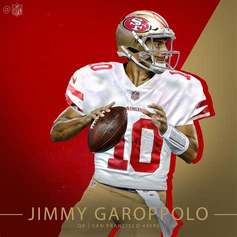 Overal Jimmy10 1 garoppolo sai barato para os 49ers est 225 longe de ser o salvador da p 225 tria endzone brasil