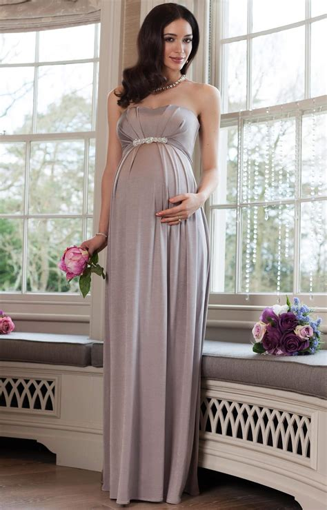 annabella maternity gown cappuccino maternity wedding