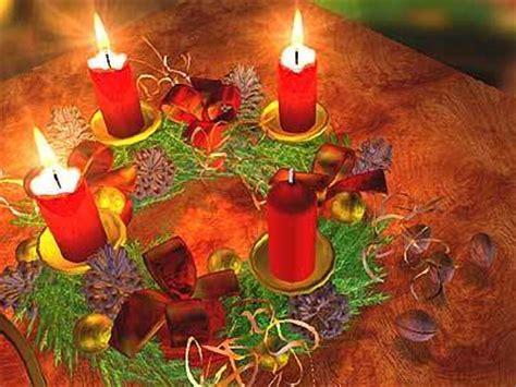 le 4 candele dell avvento la corona dell avvento storia e tradizione
