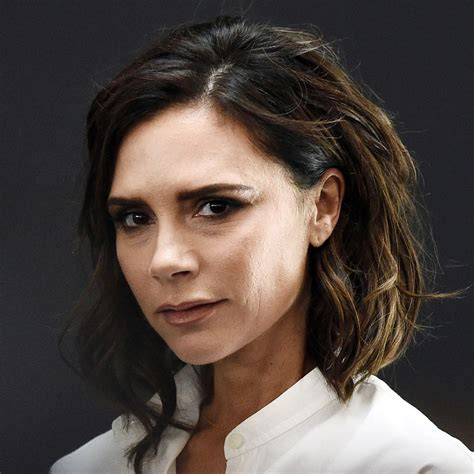 is victoria beckham thinning victoria beckham sparks controversy with model in new