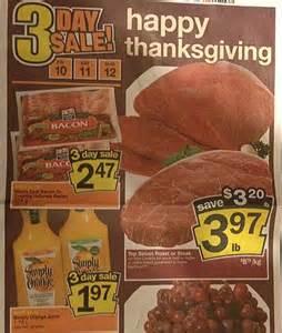 thanksgiving ontario ontario thanksgiving 2014 flyer sneak peeks no frills