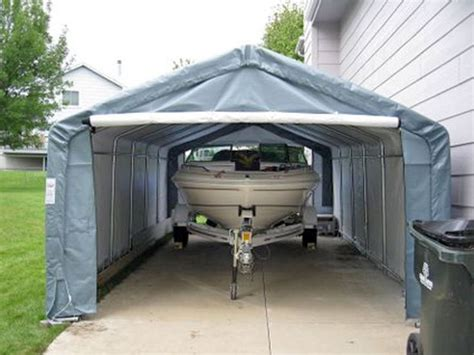 portable boat storage 18 best portable garage buying guide images on pinterest