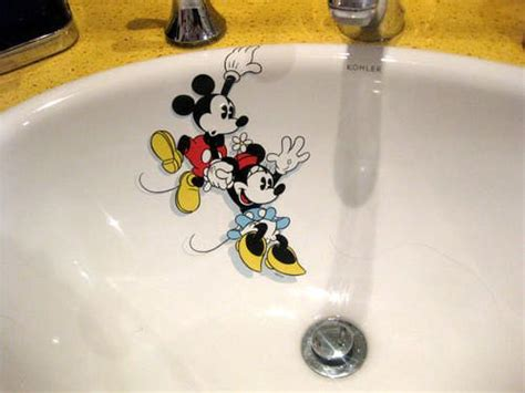 mickey mouse bathroom faucets 35 best images about mickey mouse and minnie on
