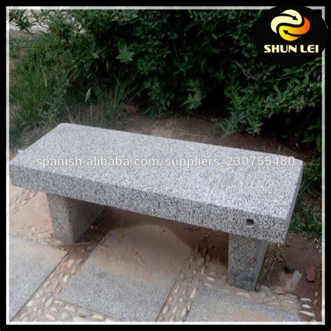 Jardin pas cher banc de pierre Granite ID de produit