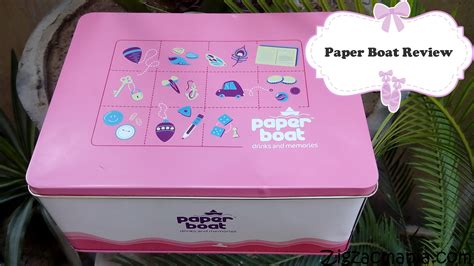 paper boat drinks and memories paper boat drinks memories a product review or more