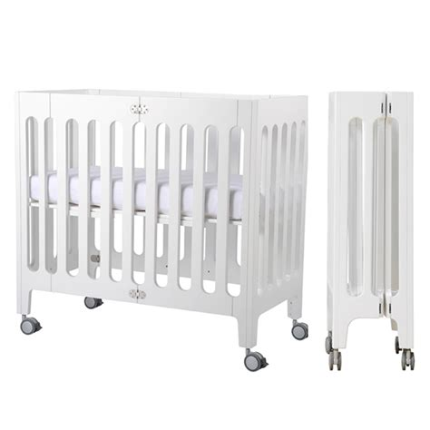 Bloom Mini Crib with Bloom Alma Mini Crib