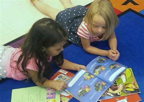 Reading Friends by Lutheran Church Preschool Care Prepare