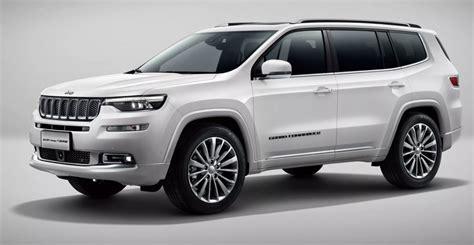 2020 Jeep Commander by 2019 Jeep Grand Commander Interior Price Release