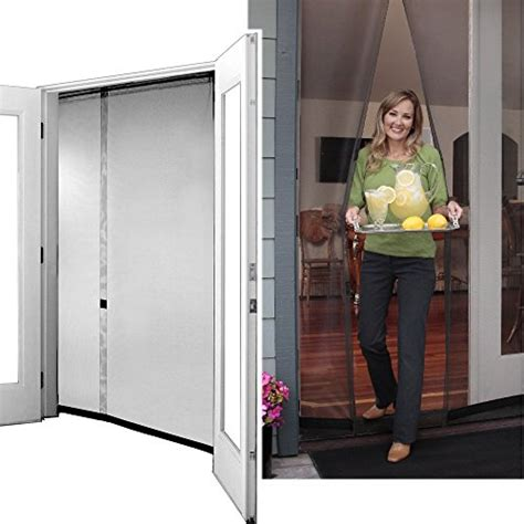 Magnetic Screen For Sliding Glass Door Magnetic Screen Doors Bug Mosquito 72rx96 Doors Sliding Glass Doors Ebay