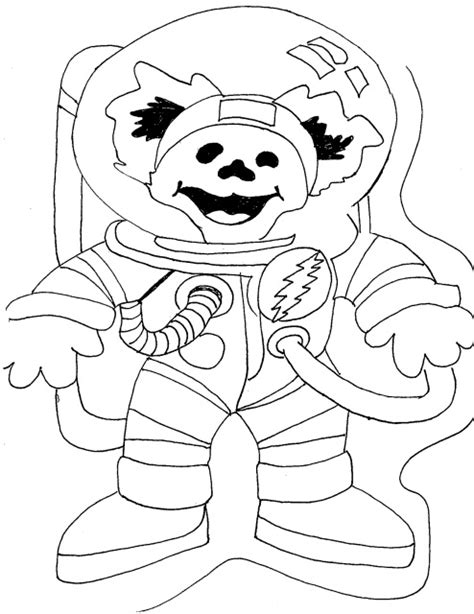 Grateful Dead Coloring Book Free Shipping Gratefule Dead Coloring Pages Free
