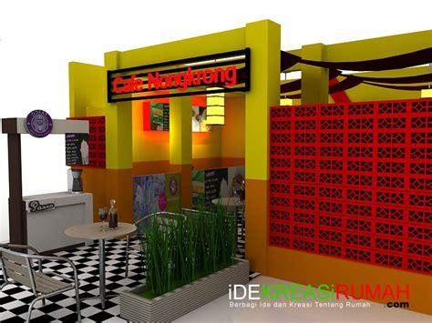 desain untuk cafe kecil desain dapur untuk cafe merubah fasad dan interior cafe