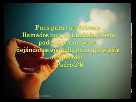 promesas biblicas promesas biblicas cristo es su ejemplo youtube