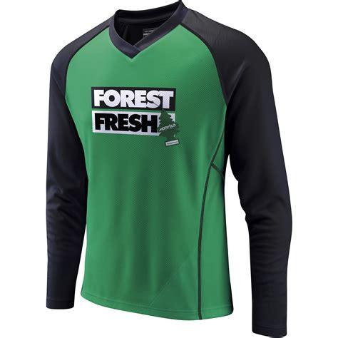 wiggle morvelo fresh mtb sleeve jersey