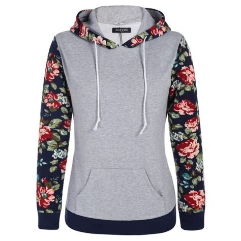 Print Hooded Pullover by Type 4 Sleeve Print Casual Hooded Pullover Hoodies