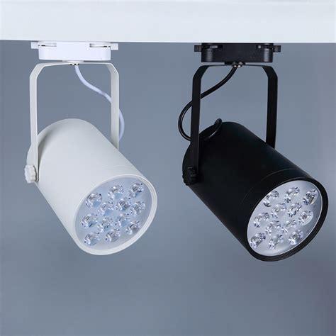12w white led track light spotlight wall kitchen hotel