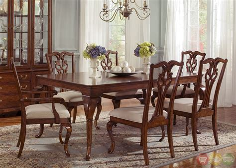 Formal Dining Room Set Ansley Manor Rectangular Formal Dining Room Set