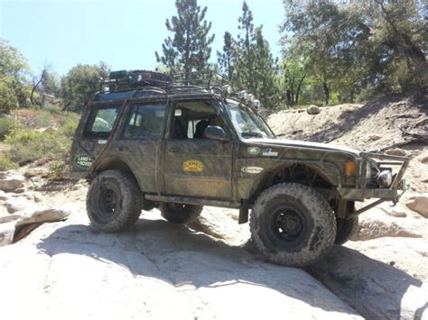 1997 land rover discovery road 1997 land rover discovery disco 1 road modified