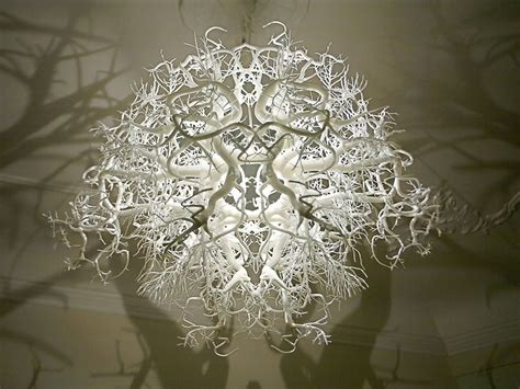 Forest Shadow Chandelier Price Chandelier Turns A Room Into A Forest Bored Panda