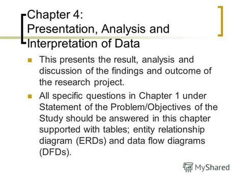 presentation analysis and interpretation of data in research paper quot how to write the thesis documents