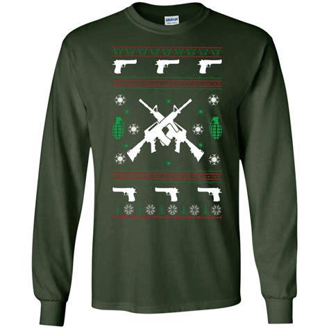 T Shirt Assault Riffle assault rifle sweater for the